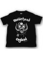 Motörhead Kids T-shirt England (Clothing)