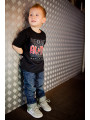 ACDC Kids T-Shirt Black Ice ACDC