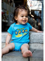 Beatles Baby Grow Portholes photoshoot