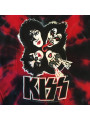 Kiss Baby Grow Red