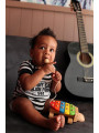 Johnny Cash baby grow