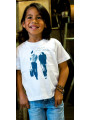 Simon and Garfunkel Kids T-Shirt Walking photoshoot