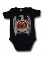 Slayer Baby Grow Silver Eagle