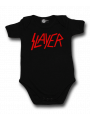 Slayer Baby Grow Logo Slayer