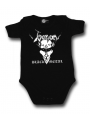 Venom Baby Grow Black Metal Venom (Clothing)