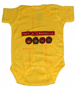 Beatles Baby Grow Yellow Submarine