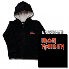 Iron Maiden Baby Logo sweater (Print On Demand)