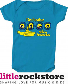 Beatles Baby Grow Portholes