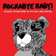 Rockabyebaby the Rolling Stones CD