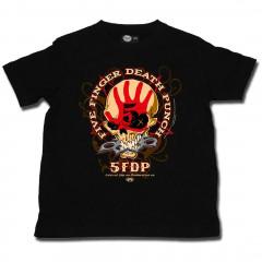 Five Finger Death Punch Kids T-shirt
