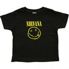 Nirvana Kids T-Shirt Smiley