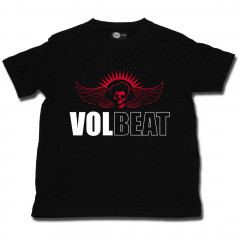 Volbeat Kids T-shirt Skullwing (Clothing)
