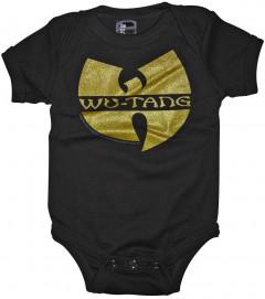 Wu-tang Clan Baby Grow Wu-tang logo