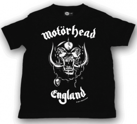 Motörhead Kids T-shirt England (Clothing)