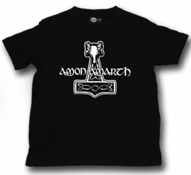 Amon Amarth Kids T-shirt Hammer (Clothing)