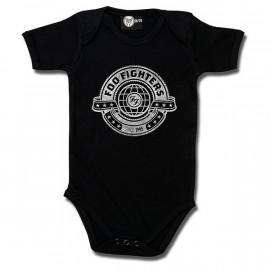 Foo Fighters Baby Grow Logo