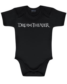 Dream Theater Baby Romper Logo Dream Theater 0-6/56
