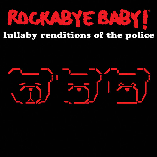 Rockabyebaby The Police CD