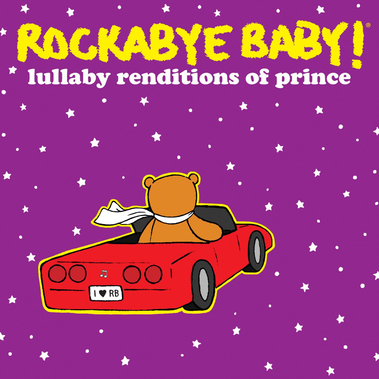 Rockabyebaby Prince CD