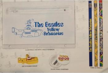 Beatles Kids Back To School Set