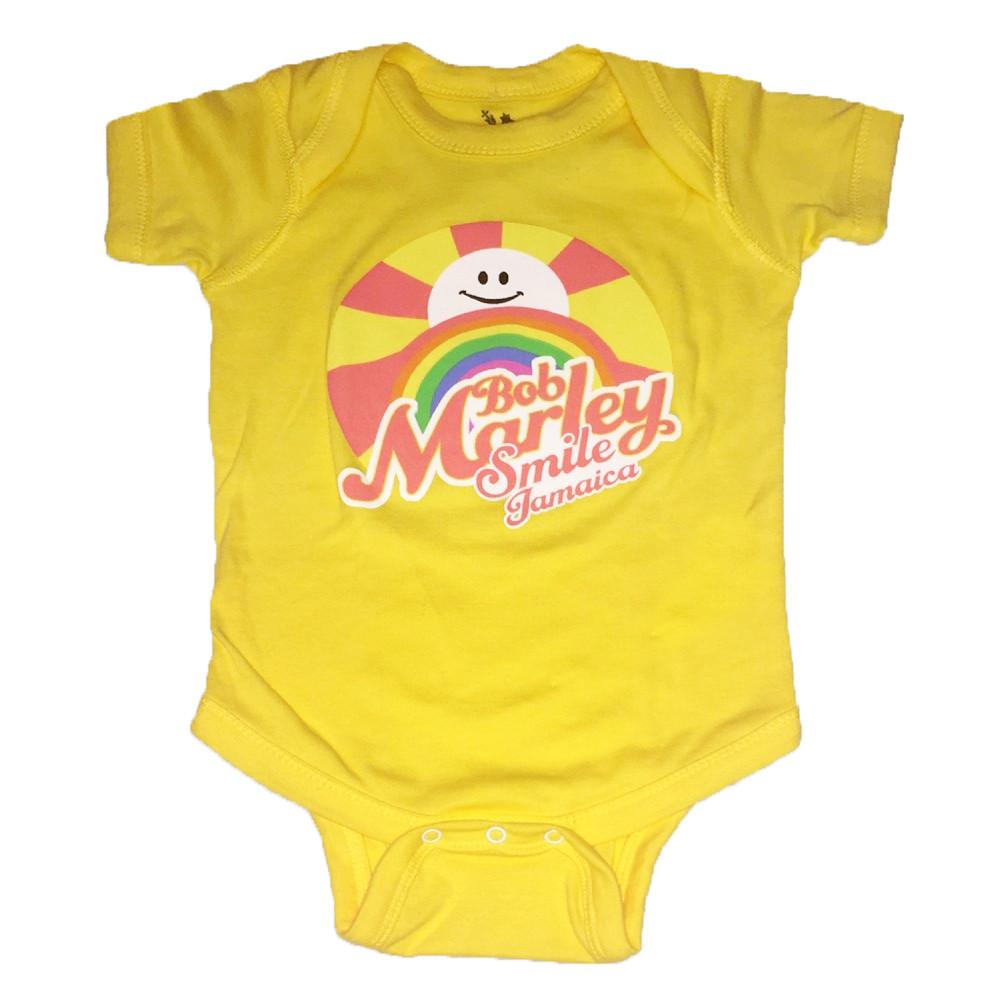 Bob Marley baby romper Smile (Clothing)