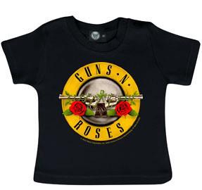 Guns and Roses Baby T-shirt Bullet Guns n' Roses