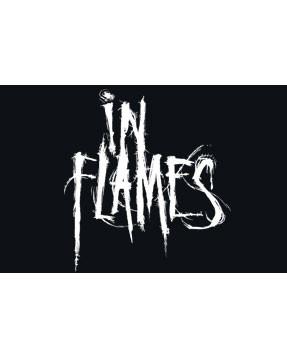 In Flames Baby Grow Logo In Flames