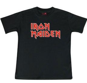 Iron Maiden Kids T-shirt Logo