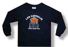 Led Zeppelin Kids Longsleeve T-shirt Super Group