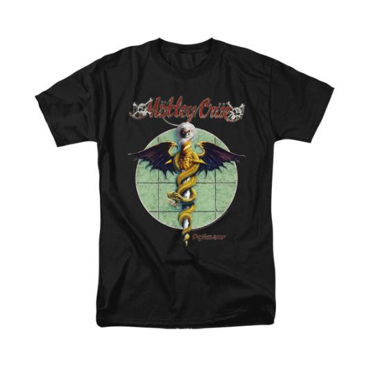 Motley Crüe T-Shirt Dr Feelgood