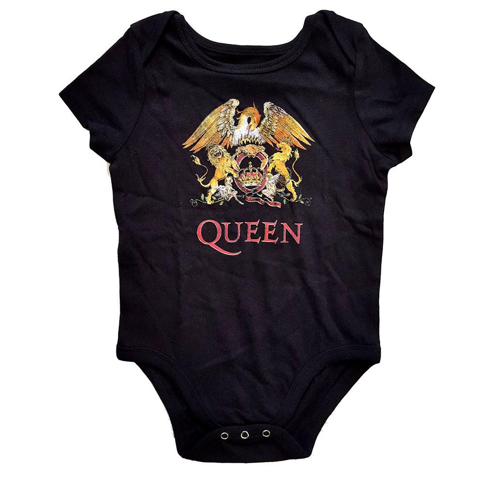 Queen Baby Grow Classic Crest