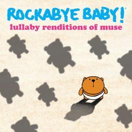 Rockabyebaby Muse CD