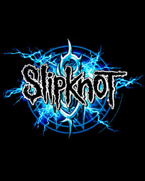 Slipknot Baby Grow Electric Blue Slipknot
