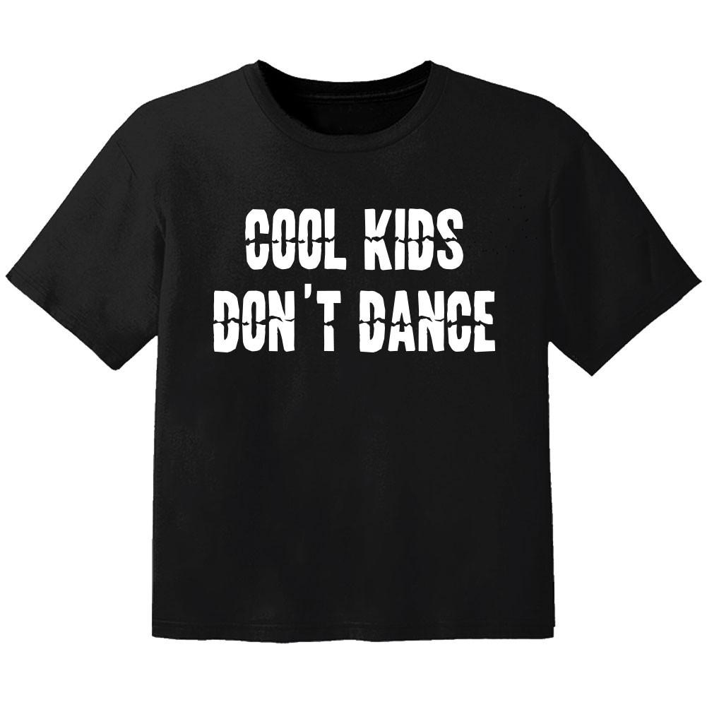 Cool kids t-shirt cool kids don't dance