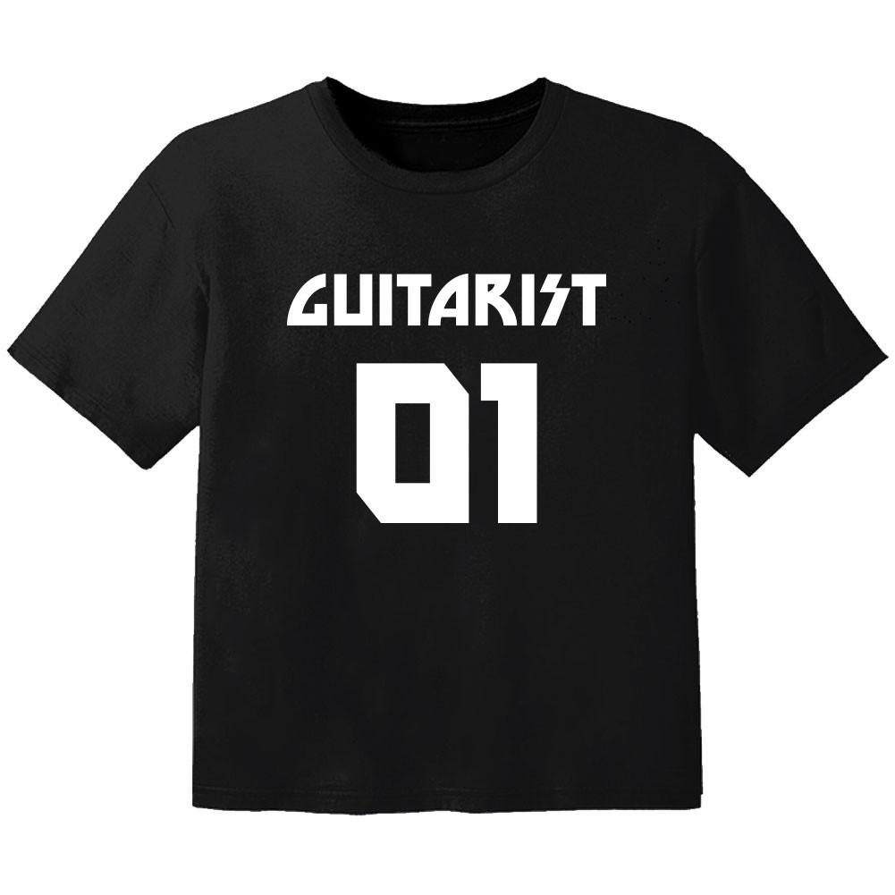 rock kids t-shirt guitarist 01