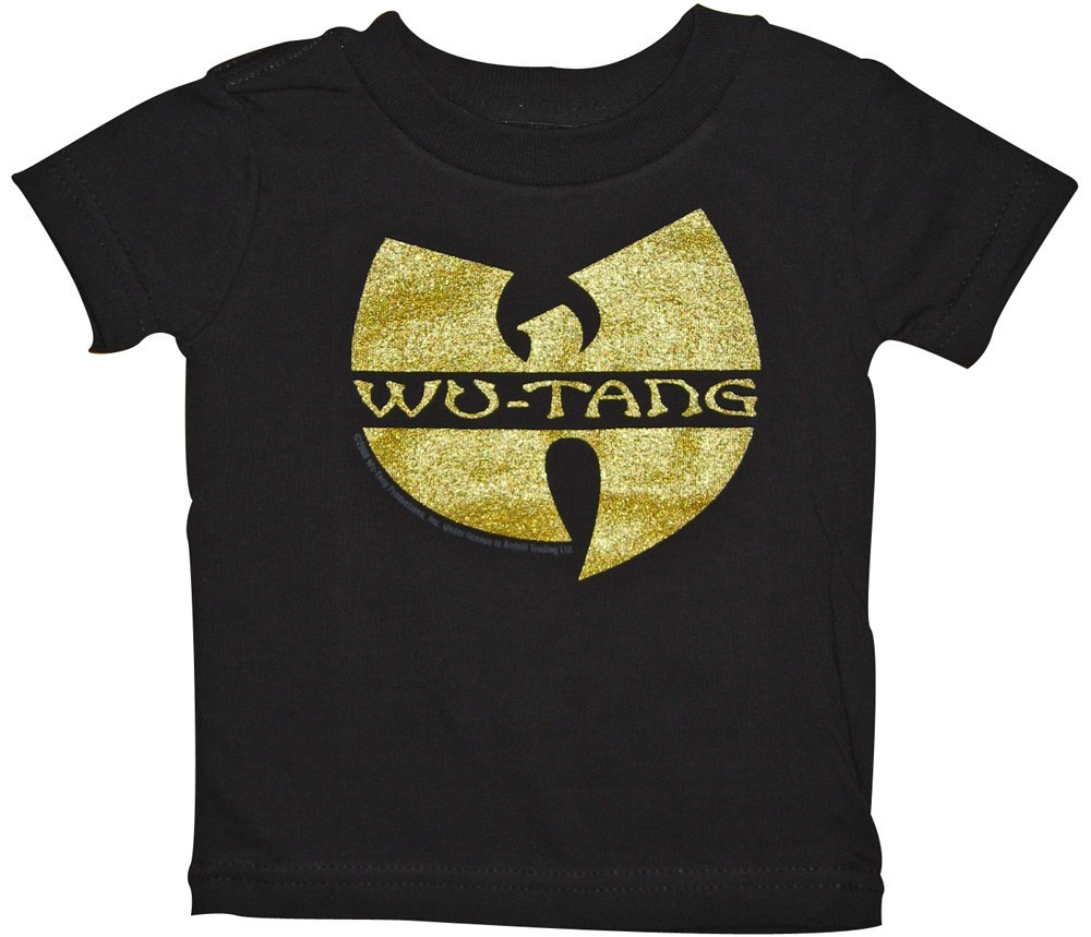 Wu-Tang Clan Kids T-Shirt Logo