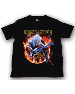 Iron Maiden Kids T-shirt FLF