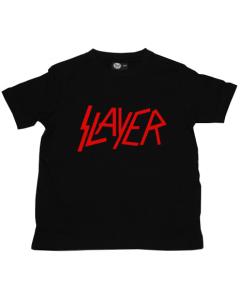 Slayer Kids T-shirt Logo Red