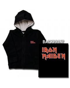 Baby Hoody Iron Maiden sweater (Print On Demand)