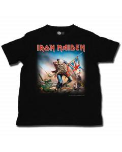 Iron Maiden Kids T-shirt Trooper