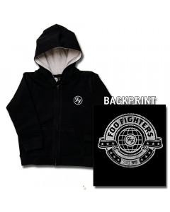 Baby Hoody Foo Fighters sweater (Print On Demand)