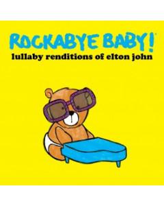 Rockabyebaby Elton John CD