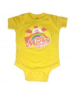 Bob Marley Baby Grow Smile