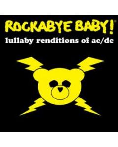 Rockabye Baby CD ACDC