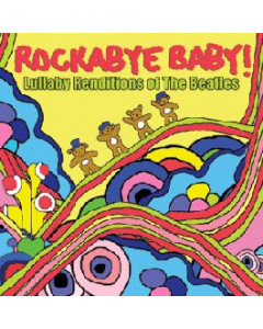 Rockabyebaby the Beatles CD