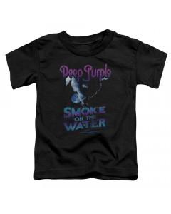 Deep Purple Kids T-Shirt Smoke On The Water