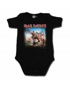 Iron Maiden Baby Grow Trooper