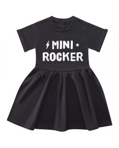 Mini-rocker Dress