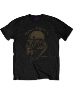 Black Sabbath US Tour Kids T-Shirt