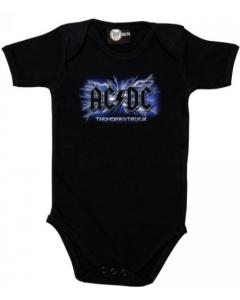 ACDC Baby Grow Thunderstruck